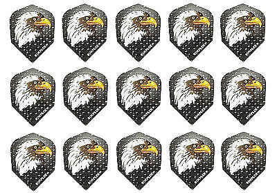 5 New Sets Harrows Dimplex Standard Dart Flights Wolfram Ships w// Tracking