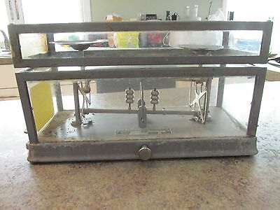 Vintage Apothecary Torsion Balance Scale New York Usa Style 269