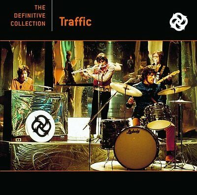 Traffic Cd - The Definitive Collection [Remastered](2000) - New Unopened