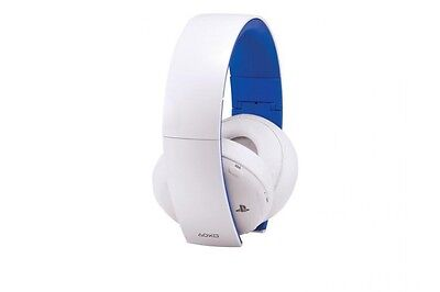 Sony Playstation 4 Wireless Stereo Headset 2.0 weiss für PS4, PS3, PS Vita