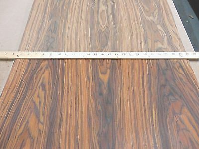 "Rosewood composite wood veneer 24"" x 48"" with no backing (2' x 4' x 1/40th"")"