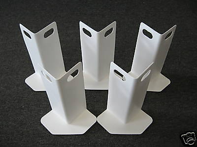 Carpet Cleaning Corner Guards, set of 5, Wall Buddy