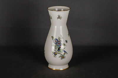 Beautiful painted Meissen Vase with indian Painting