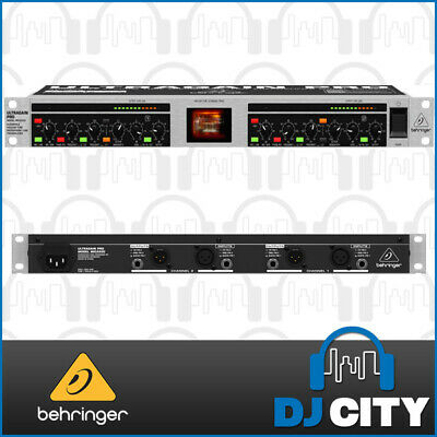 Behringer Ultragain Pro MIC2200 2-Channel Tube Mic/Line Preamp