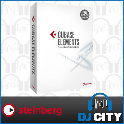 Steinberg Cubase Elements 9.0 Professional DAW