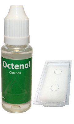 Octenol refill 20 ml drop bottle + cartridge 2.5 ml. SUPER STRONG LURES!