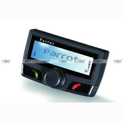 Parrot CK3100 LCD Bluetooth hands free car kit with LCD display
