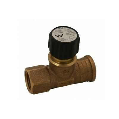 Combination Non Return Duo Valve   Hot Water Entry Valve   15mm BSP Standard RMC