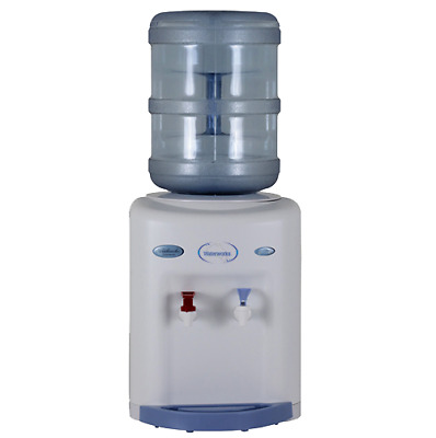Avalanche CH Counter Top Bottled Instant Boiling Chilled Water Cooler Dispenser
