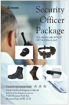 Security Officer Package