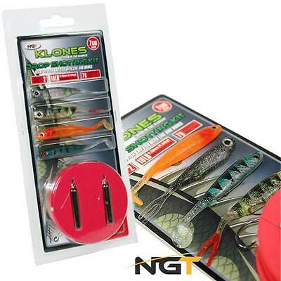 Ngt Due Leze Pronte Drop Shot spinning INA
