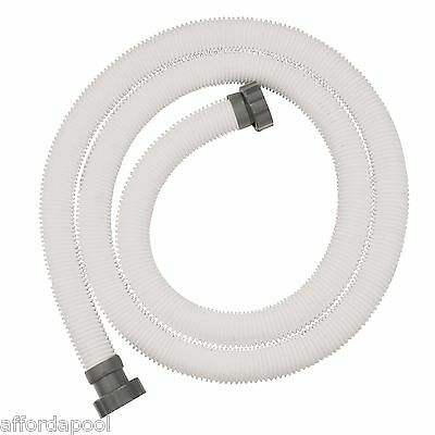 Bestway Flowclear Pool Pump & Heater Hose. 3m x 38mm. Also suitable for Intex.