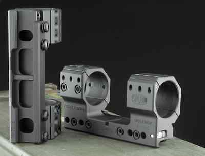 Spuhr ISMS 1-Piece Scope Mount Picatinny Style Mount System - Tactical Mounts