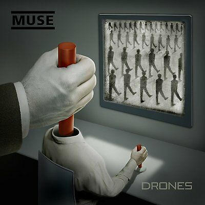 Muse Drones Cd - Brand New & Sealed