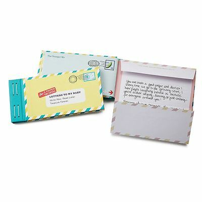 Letters to My Baby Write Now Read Later Diary Time Capsule