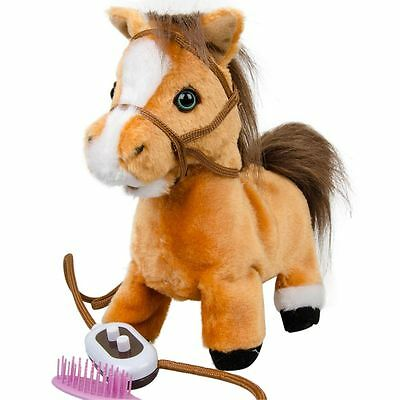 Tobar Realistic Walking Talking Pony With Sound Effects
