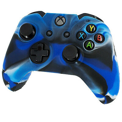 New Camouflage Soft Silicone Skin Case Cover for XBOX ONE Game Controller  US