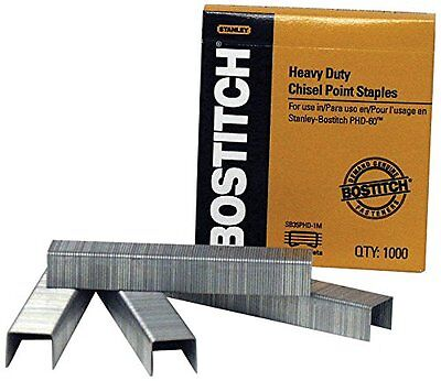 Bostitch Heavy Duty Premium Staples for PHD60 and PHD60R (SB35PHD-1M)