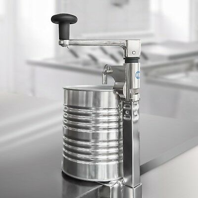 "BOJ Commercial Can Opener NSF Certified Medium Duty Table 20"" (Stainless Steel)"