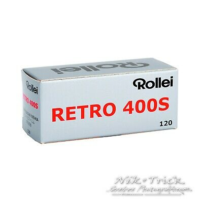 Rollei Retro 400s 120 Roll - Freshest UK Stock! ~ Why have you not tried this??