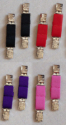 Mitten Clips made in the USA - 4 color choices