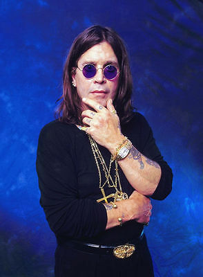 Ozzy Osbourne Unsigned Photo - 7843 - Singer & Songwriter