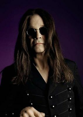 Ozzy Osbourne Unsigned Photo - 7849 - Singer & Songwriter