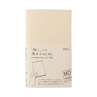 F/S Midori MD note paper cover medium size(49840006) Japan import