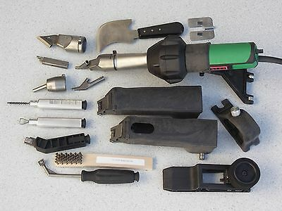 16pc TURBO® Marmo Kit, Heat Welding Tool Set - Brand New