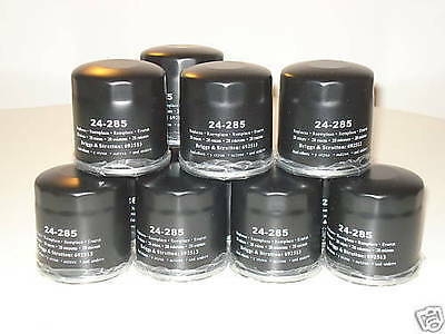 12 pcs Briggs & stratton Replacement oil filter 692513