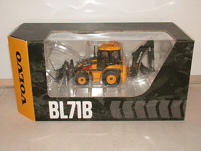 Motorart No 300034 is the model of the Volvo BL 71B Loader and backhoe New