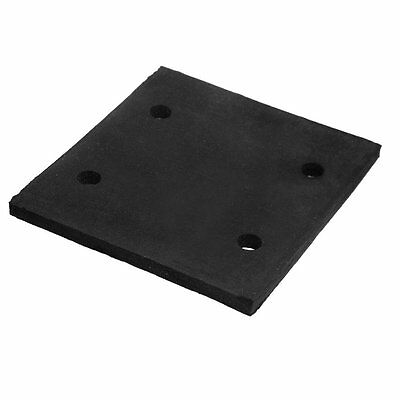 Black Foam Replacement Sander Back Pad Sanding Machine Mat AD
