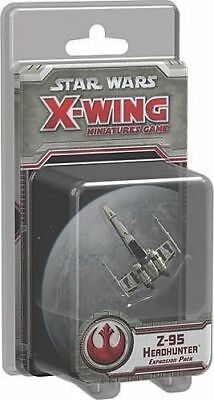Star Wars X-Wing Miniatures Game: Z-95 Headhunter Expansion Pack | Fantasy Fligh