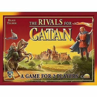 The Rivals For Catan | Mayfair Games - Board Game New