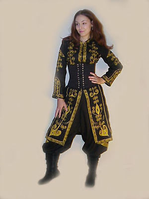 IDD Renaissance Medieval Costume Pirates of the Caribbean POTC Elizabeth Swann