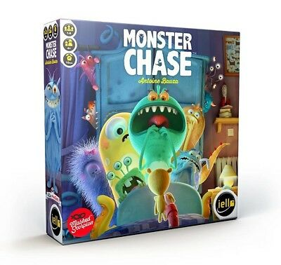 Monster Chase | IELLO - Board Game New