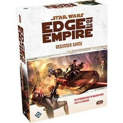 Star Wars Edge Of The Empire Beginner Game  |  - New Game