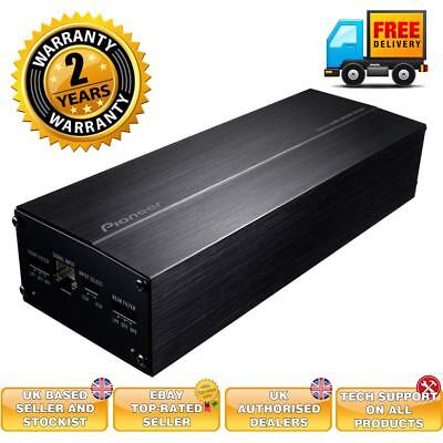 PIONEER GM-D1004 small compact car amplifier 4 channel.