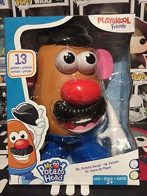 Hasbro Playskool,mr Potato Head *new* Item