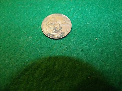 Philippines 1 Centavo 1944 S Circulated Bronze Coin