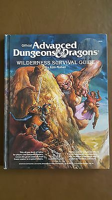 Vintage Advanced Dungeons & Dragons 1st edition manuals