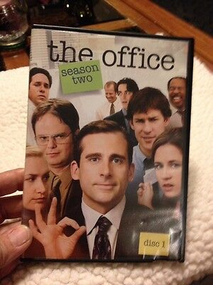 The Office Season Two Disc 1