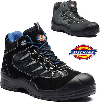 Mens New Dickies Storm Safety Boots Steel Toe Cap Work Hiker Shoes Sizes 4-12