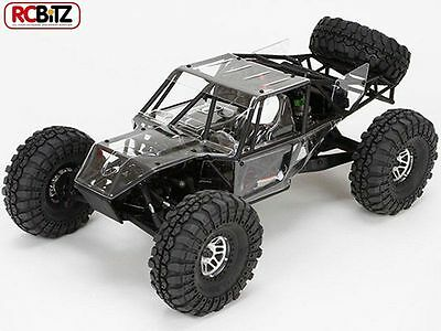 Twin Hammers Vaterra KIT 1/10th Scale 4WD Rock Racer Scaler Basher 2 Speed