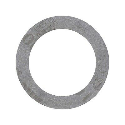 Oil Pan Drain Plug Gasket - Fiber - Use With 52-6730 - Ford 6 Cylinder H Engine