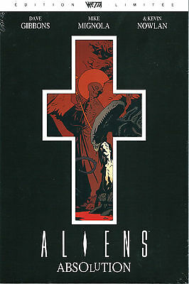 Eo Tirage Raw 500 Exemplaires Mike Mignola + Dave Gibbons : Aliens Absolution