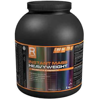 Reflex Nutrition Instant Mass Heavyweight (2kg) Lean Muscle & Strength
