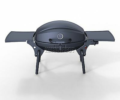FoxHunter Garden Portable Foldable BBQ Gas Grill Barbecue Barbeque G1011 Black
