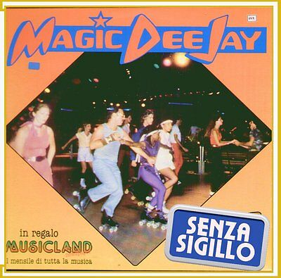 "Compilation "" Magic Deejay 1985 "" Lp  Nuovo  Disco Magic  Italy"