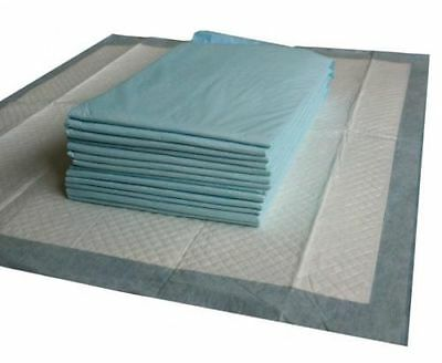 Disposable Incontinence Bed Pads Protection Sheets 40 x 60cm (100)
